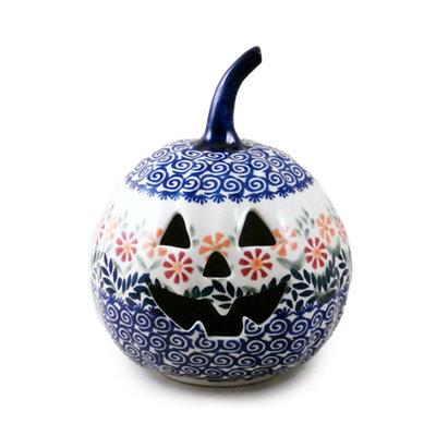 Marigolds Pumpkin Lantern - Sm