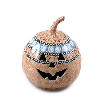 Ginger Pumpkin Lantern - Sm