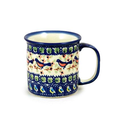 Robin Straight Mug