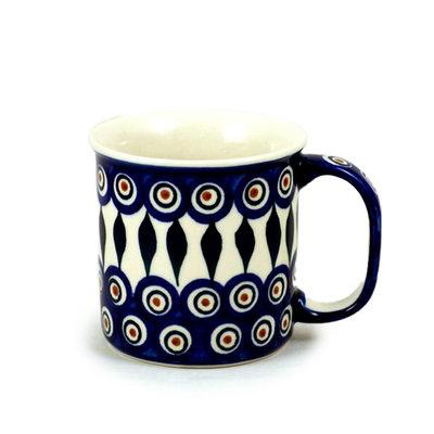 Peacock Straight Mug