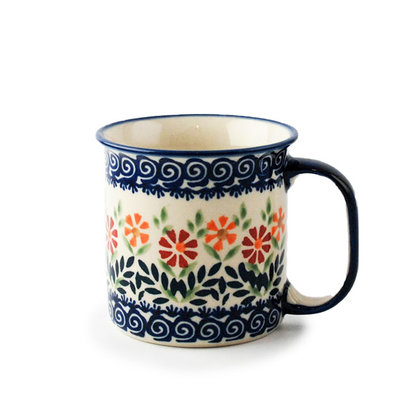 Marigolds Straight Mug