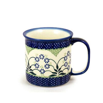 Forget Me Nots Straight Mug