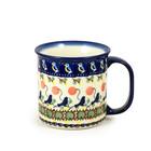 Blue Bird Straight Mug