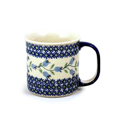 Bell Flower Straight Mug