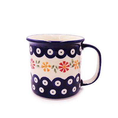 Pinwheels Straight Mug
