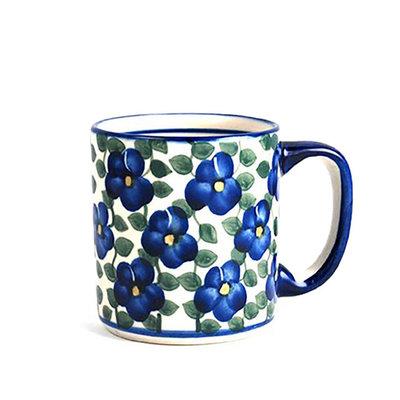 Petals & Ivy Straight Mug
