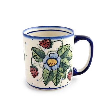 Berries & Cream Straight Mug