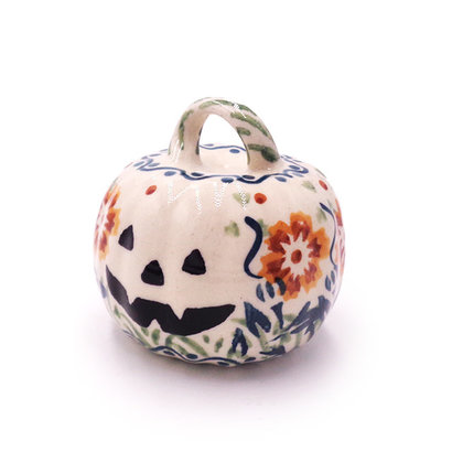 Tuscany Pumpkin Ornament