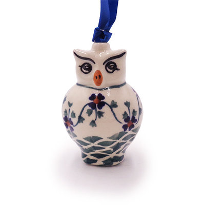 Rhine Valley Owl Ornament