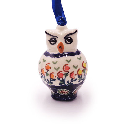 Mums Owl Ornament