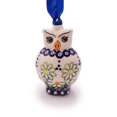 Mayzie Owl Ornament