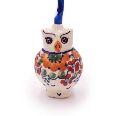 Avery Owl Ornament