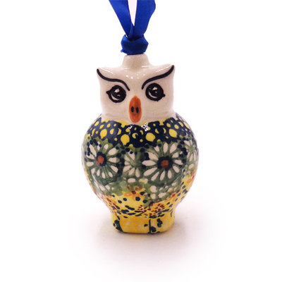 Roksana Owl Ornament