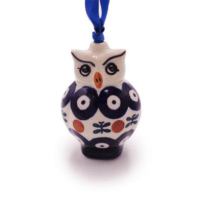 Mosquito Owl Ornament