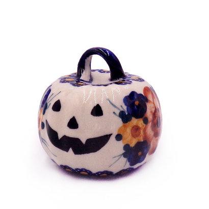 Harvest Basket Pumpkin Ornament