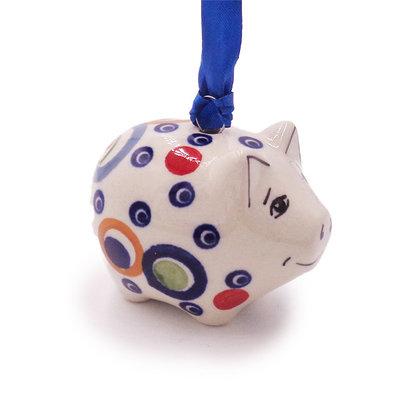 Ohhh! Piggy Ornament