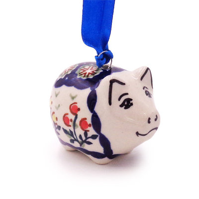 Mums Piggy Ornament