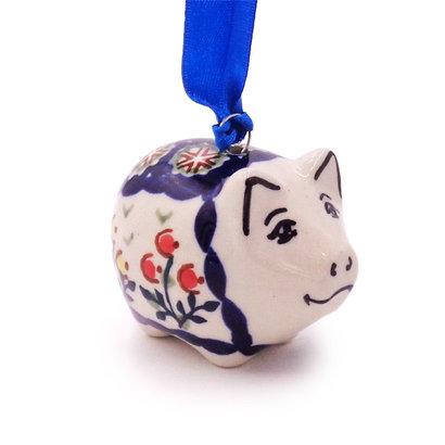 Mums Piggy Ornament