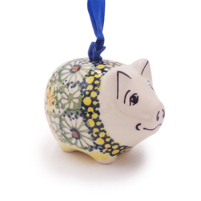 Roksana Piggy Ornament