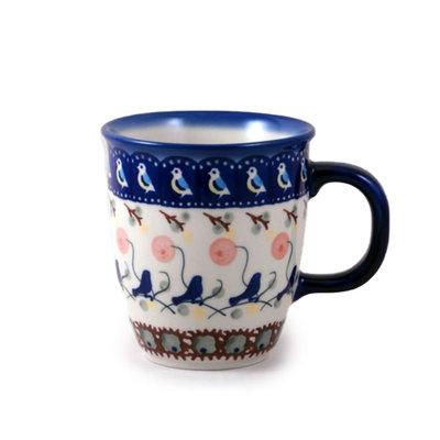 Blue Bird Mars Mug