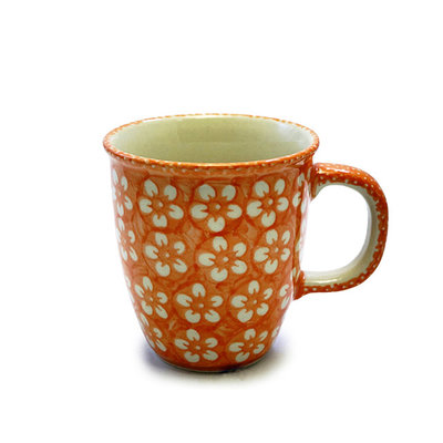 Orange Blossom Mars Mug