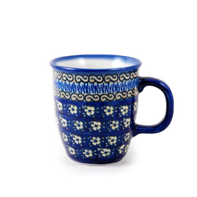 Midnight Daisy Mars Mug
