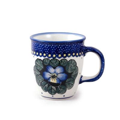 Pansies Mars Mug