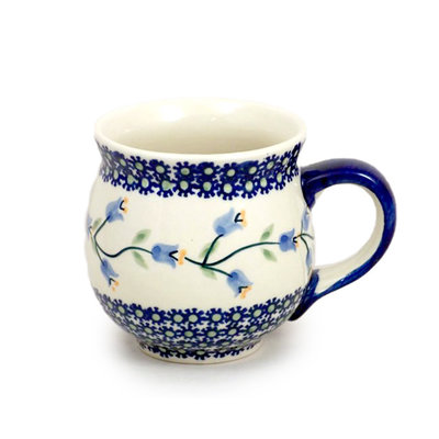 Bell Flower Bubble Mug - Lrg