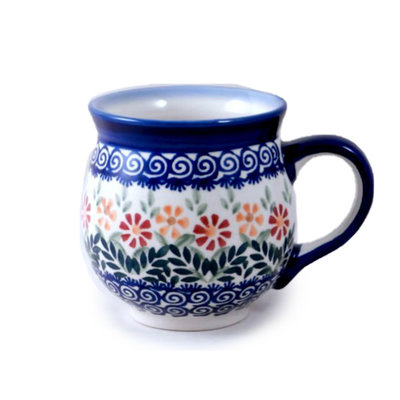 Marigolds Bubble Mug - Lrg