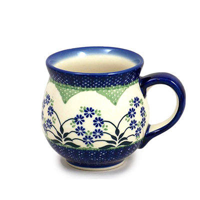 Forget Me Nots Bubble Mug - Lrg