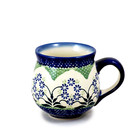 Forget Me Nots Bubble Mug - Med