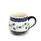 Bell Flower Bubble Mug - Med