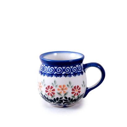 Marigolds Bubble Mug - Sm