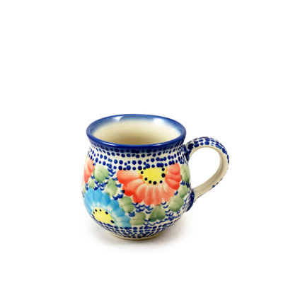 Gypsy Jazz Bubble Mug - Sm