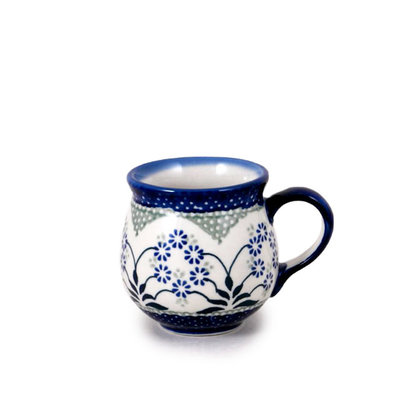 Forget Me Nots Bubble Mug - Sm