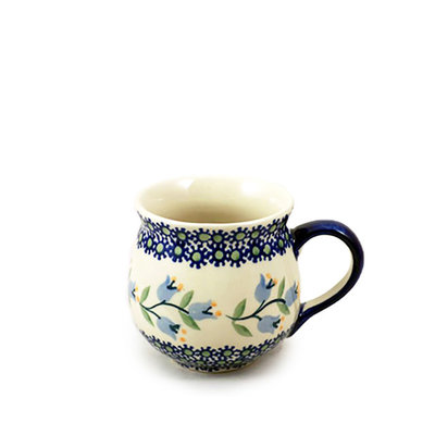 Bell Flower Bubble Mug - Sm