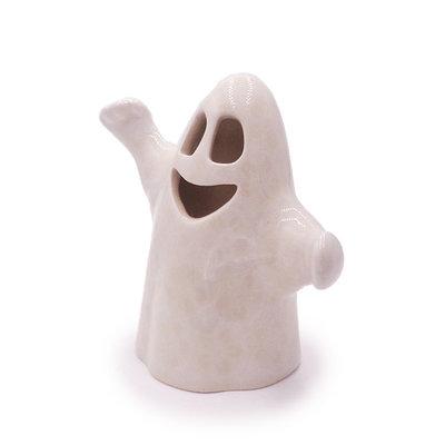 White Blossom  Illuminated Ghost