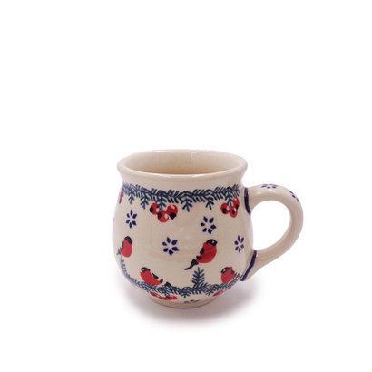 Carolers Bubble Mug - Sm