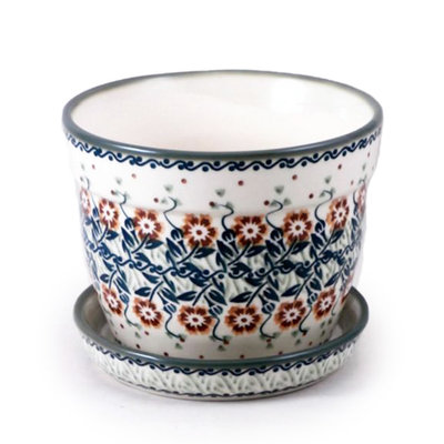 Tuscany Flower Pot - Lrg