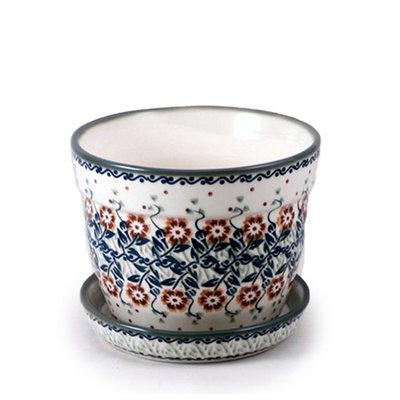 Tuscany Flower Pot - Sm
