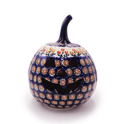 Mums Pumpkin Lantern - Sm