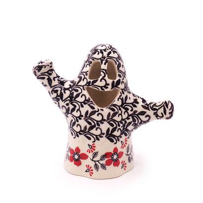 Filigree Illuminated Ghost
