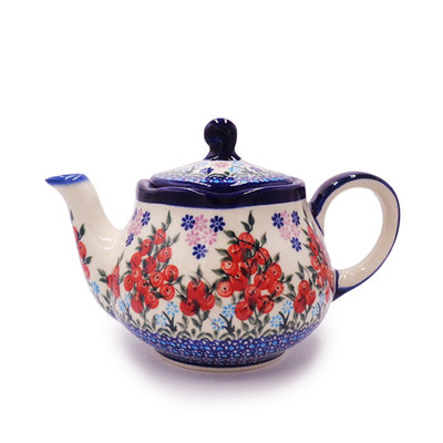 Kalich Red Berries Fruti Teapot