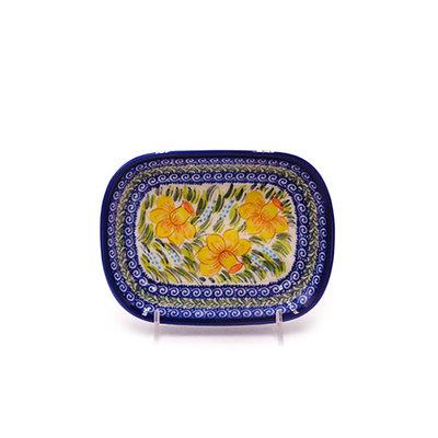 Kalich Daffodil Butter Plate