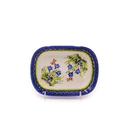 Kalich Crocus & Bees Butter Plate