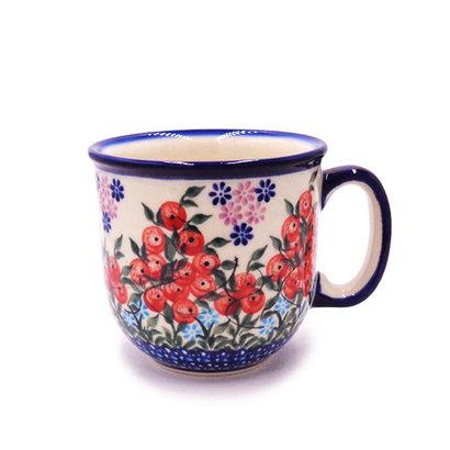 Kalich Red Berries Viking Mug