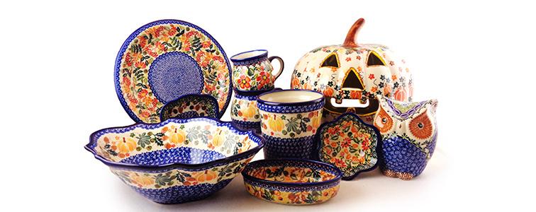 Our Polish Stoneware Fall Favorites