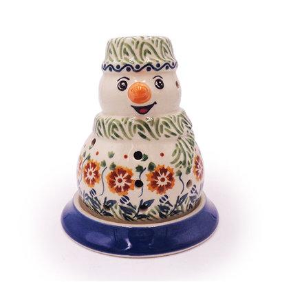 Tuscany Illuminated Snowman