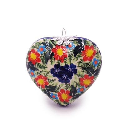 Kalich Marta's Surprise Heart Ornament