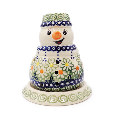 Mayzie Illuminated Snowman